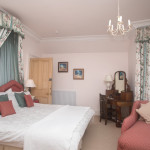 One of the Clint Lodge bedrooms